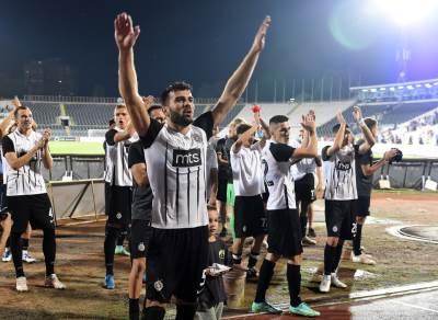 Partizan remizirao u Sočiju